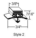 Style 2 True Gasket Display