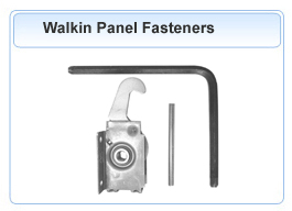 Walkin Panel Fasteners