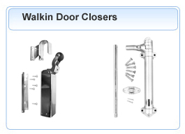Walkin Heavy Duty Door Closer