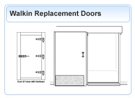 Walkin Door Replacement